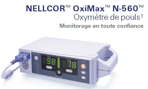 Oxymètre – 10 000 €