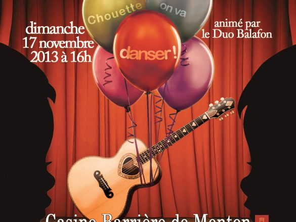 Bal pour enfants «tout s'emballe» 17/11/2013