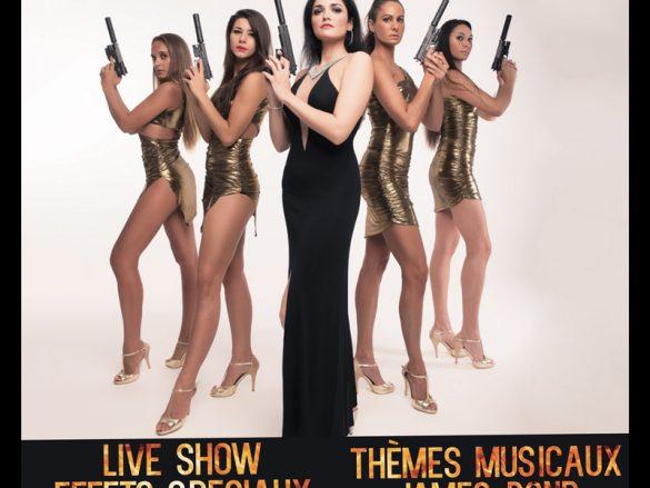 50 ans de musiques de James Bond 26/06/2019